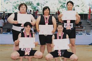 日本大学相撲部